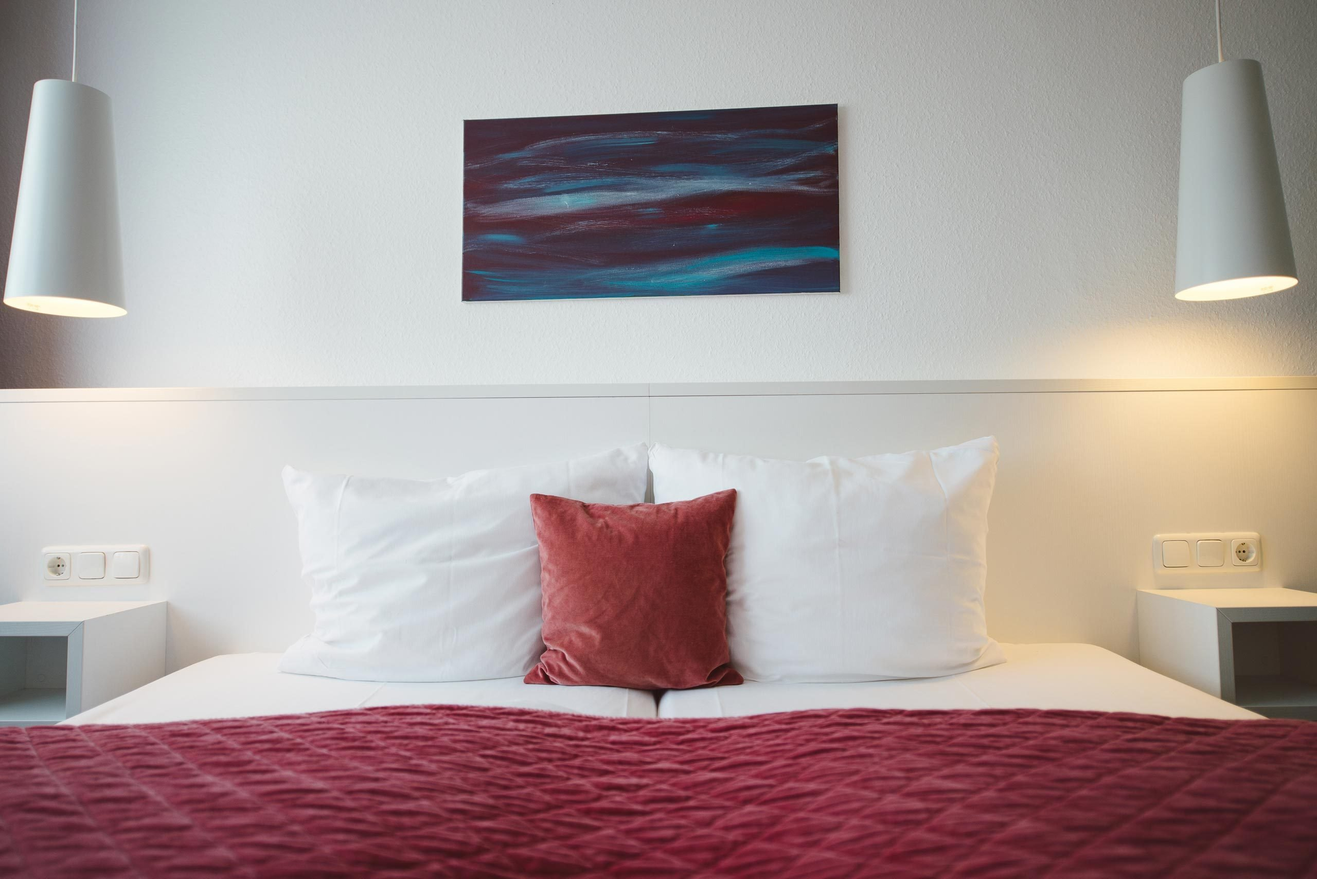 S-Zimmer im meerzeit Hotel in Cuxhaven