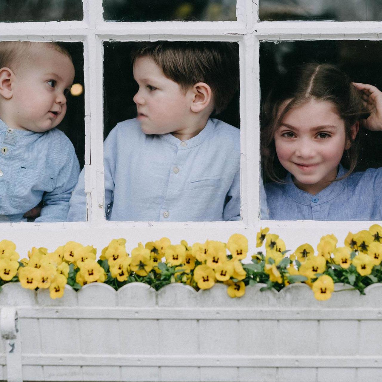 Die Kinder der Familie Bonelli